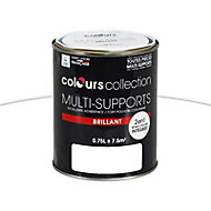 Peinture multi-supports Blanc Brillant 0,75L