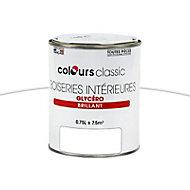 Peinture Boiseries intérieures Blanc Brillant 0,75L