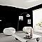 Peinture Murs et boiseries Noir Satin 2,5L