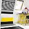 Peinture multi-supports Carton jaune Satin 50ML