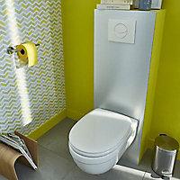 Bâti WC suspendu sol Trespa