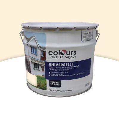 Peinture Façade Universelle Colours Pliolite Ton Pierre 10l Castorama
