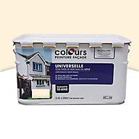 Peinture façade universelle Colours ton pierre 2,5L