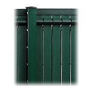 Kit lames pour panneau Blooma Akela Premium vert h.1,03 m