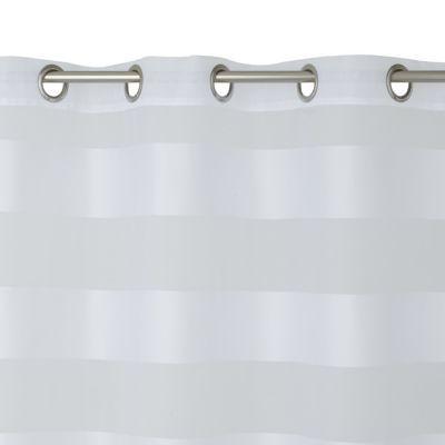 Voilage COLOURS Calypso blanc 140 x 240 cm