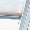 Store duo fenêtre de toit Geom UK04 beige