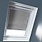Store occultant fenêtre de toit Geom SK06 gris clair