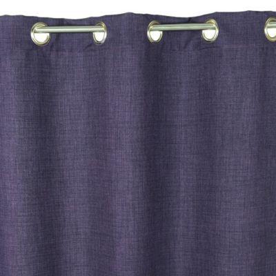 Rideau COLOURS Valencia violet 140 x 240 cm