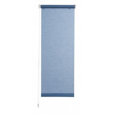 Store enrouleur bleu zinc 37,5 x 190 cm Perkin - Mettez de la couleur dans votre dressing modulable Perkin! Pour parfaire votre dressing, adoptez les stores enrouleurs Perkin qui s'adapteront parfaitement à votre intérieur. Matière : 100% polyester - Dime