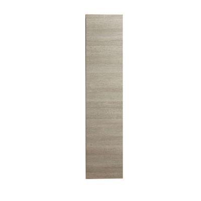 Colonne de salle de bains décor chêne clair montée Cooke & Lewis Calao 35 cm