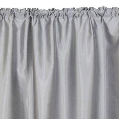 Rideau COLOURS Calanca gris 140 x 240 cm