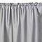 Rideau Colours Calanca gris clair 140 x 240 cm