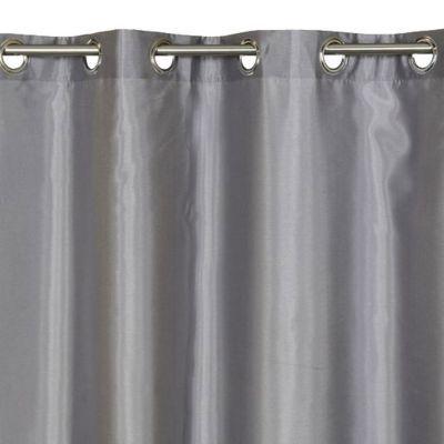 Rideau colours calanca gris foncé 140 x 240 cm