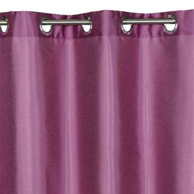 Rideau COLOURS Calanca violet 140 x 240 cm