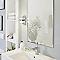 Applique salle de bain LED Colours Alimia chrome