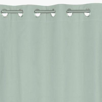 Rideau COLOURS Cairo vert 110 x 250 cm