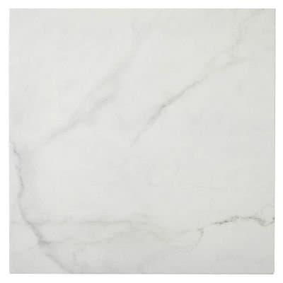 Mosaique Mur Blanc Effet Marbre 30 X 30 Cm Iceberg Castorama