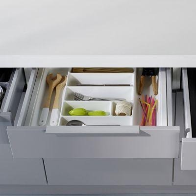 range couverts gris anthracite 60 cm castorama. Black Bedroom Furniture Sets. Home Design Ideas