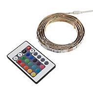 Ruban LED Colours Owen 1,5m RVB 7W + télécommande