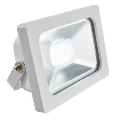 Projecteur extérieur BLOOMA Manta blanc LED 10W