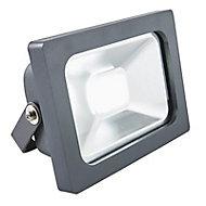 Projecteur LED Blooma Manta gris 10W