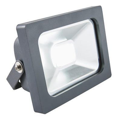 Projecteur LED Blooma Manta gris 10W
