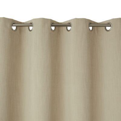 rideau occultant colours spanish beige 140 x 240 cm castorama. Black Bedroom Furniture Sets. Home Design Ideas
