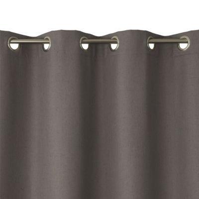 Rideau occultant COLOURS Sarzana gris 140 x 240 cm