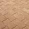 Pavé S ocre 19,7 x 9,7 cm, ép.4,7 cm