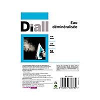 Eau déminéralisée Diall 5L