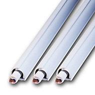 3 x 1 m cache fil souple Diall ø10 mm