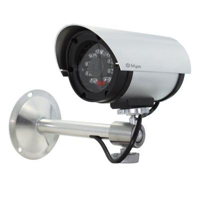 Caméra De Surveillance Factice Avec Voyant Blyss Castorama