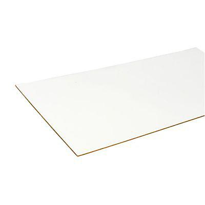 Panneau Isorel Laque Blanc 244 X 122 Cm Ep 3 Mm Castorama