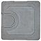 Couvercle béton pour boîte eaux pluviales 20.5 x 25 cm