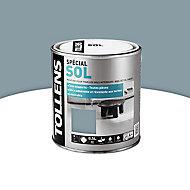 Peinture spéciale sol intérieur coloris acier 0,5 L