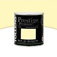 Peinture alkyde murs boiseries Vanille brillant 0,5L