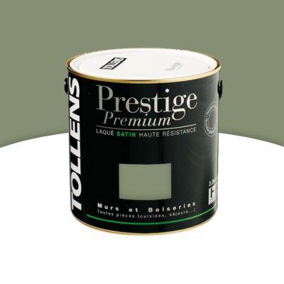 Peinture Murs Et Boiseries Tollens Prestige Premium Vert Provence