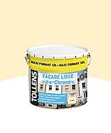 Peinture façade lisse Tollens 24H ton pierre 12L