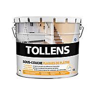Sous-couche plaques de plâtre Tollens blanc 10L