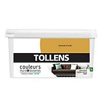 Peinture murs et boiseries Tollens paysage d'ocre satin 2,5L