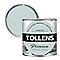 Peinture Tollens premium murs, boiseries et radiateurs céladon clair mat 0,75L