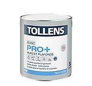 Peinture murs et plafonds Tollens pro+ mat 3L