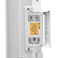 Radiateur électrique à inertie sèche vertical Noirot Karisa 1000W
