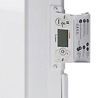 Radiateur électrique à inertie sèche Noirot Karisa Connect V 1000W