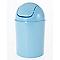 Poubelle à bascule bleue Gelco Infinity 6L