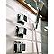Cabine de douche hammam GELCO Osaka 130 x 100 cm