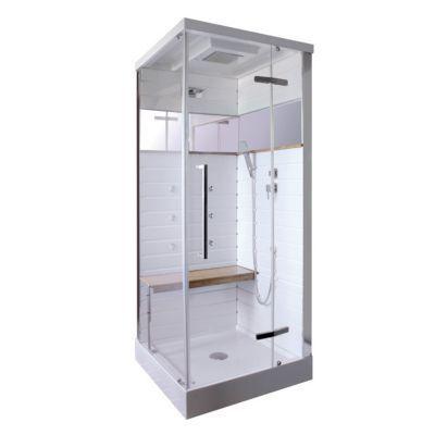 cabine de douche osaka 90 x 90 cm