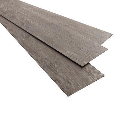 Lame pvc gerflor senso lock hudson brown 18 x 105 cm vendue au carton