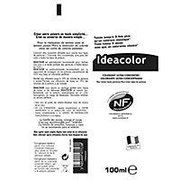 Colorant Ideacolor orange 100ml