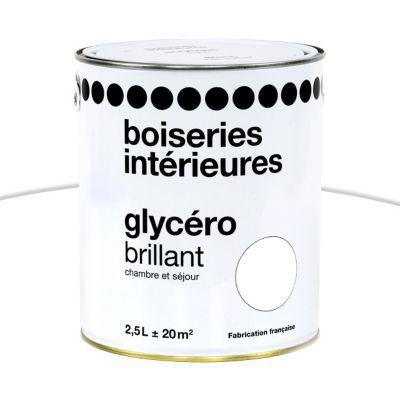 Peinture Boiseries Intrieures Er Prix A Damier Glycro Blanc